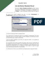 04-Utilización del Solver Standard del Excel_Taller 1 IO-110423