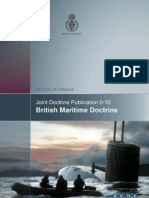 British Maritime Doctrine