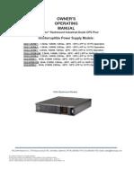 Ssg 1_5k - 3kt Users Manual