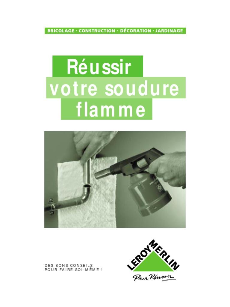 Pdf 2bro146la Soudure Flammepdf Soudage Métaux