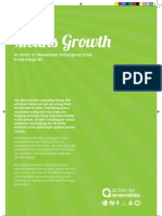 Green Means Growth Campaign Guide