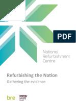 Refurbishing the Nation - Gathering the evidence