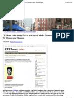 Medial & Digital-Weblog über maiak