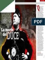 Paolo Sidoni - La morte del duce (anteprima)
