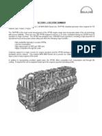 Marine Engine Application