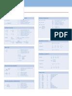 Basic electrical formulas