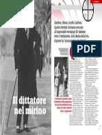 Paolo Sidoni - Il dittatore nel mirino (anteprima)