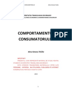 Curs Comportamentul Consumatorului unitbv