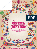 Cinema Mexico 2013