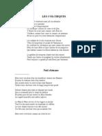 Poezii Apollinaire