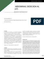 ECOGRAFÍA ABDOMINAL DEDICADA AL TRAUMA.pdf