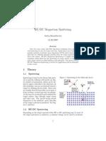 RFDC Sputtering