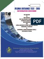 DET 2013 Inf Brochure