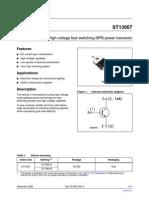 ST13007A