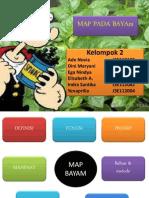 Map Pada Bayam Muda