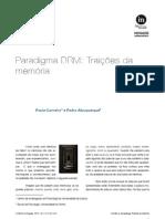 In-Mind_Português, 2010, Vol.1, Nº.2-3, Carneiro e Albuquerque, Traições da memória