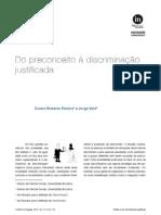 In-Mind_Português, 2010, Vol.1, Nº.2-3, Pereira e Vala, Do preconceito à discriminação