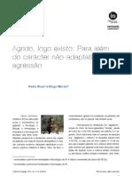 In-Mind_Português, 2010, Vol.1, Nº.2-3, Rosa e Morais, Agrido, logo existo