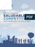 Hacia ciudades saludables y competitivas
