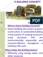 Green Building Concept