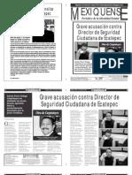 Versión impresa del periódico El mexiquense 4 junio 2013