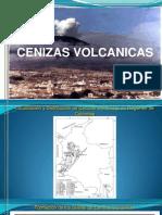 CENIZAS VOLCANICAS