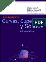 curvas, Superficies y  Solidos