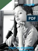 Brosura UNICEF Copii Cu Dizabilitati