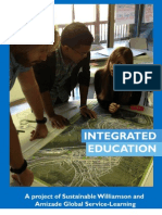 Integrated Education Program Description