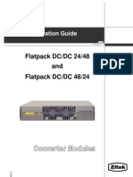 Flatpack DC/DC 24/48 and 48/24 Converters
