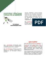 SLIDES_CONCEITOS_LITERÁRIOS_PROF_ALEX