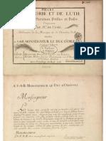 F-DeVisée Pieces de Theorbe et de Luth (1716)