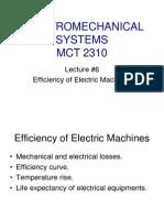 EMSL06 Efficiency