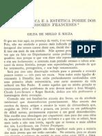 D09 a Estetica Rica e a Estetica Pobre