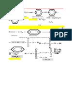 chemical bonds diagram of compounds