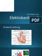 elektrokardiografi