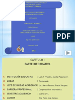 Diapositivas Del Informe de Practicas Finales