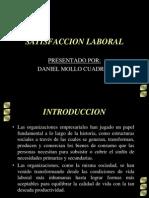 SATISFACCION LABORAL