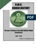 NWO FORBIDDEN HISTORY PART 1