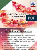 PRÁCTICAS Y ESTILOS PARENTALES