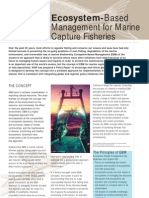 Wwf-EBM Marine Capture Fisheries Summary English