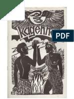 Kagenna Magazine Issue Three