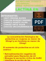 Prolactina en Ovario