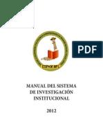 Manual Sistema de Investigacion_2012 (1)