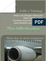 A380´s Tribology
