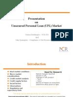 Credit market of india