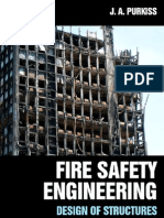 Fire Safety Engineering - Design of Structures Malestrom