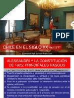 Chile Siglo Xx- 3ro Medio Hasta Radicales
