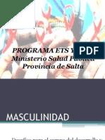 MASCULINIDAD - Desafíos para el campo del desarrollo y la salud reproductiva