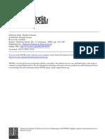 Fraser - Historial Oral, Historia Social